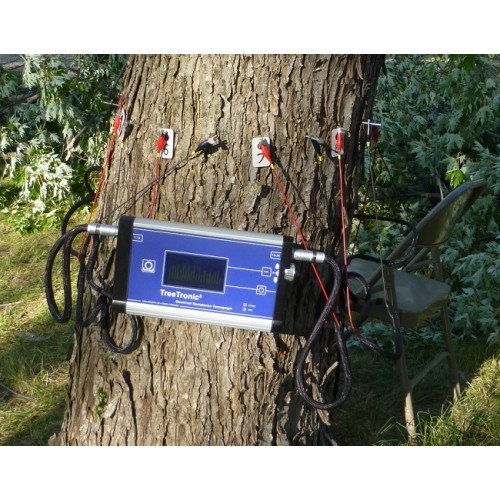 PiCUS Tree Testing Equipment